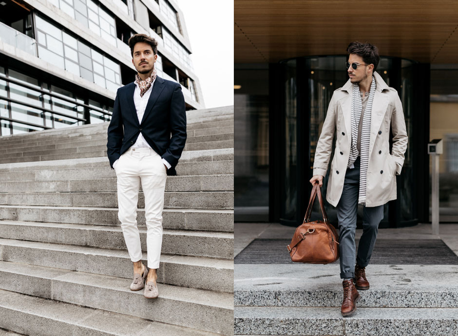 men - Andreas Krebs - Fashion & Style